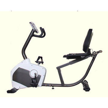Magnetic Resistance Electronic Recumbent Bike