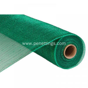 Outdoor greenhouse 50%shade net