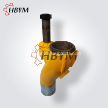 Druble Hot Sale Zoomlion Concrete S Valve