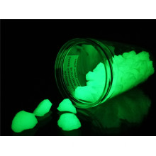 Realglow Photoluminescent Quartz Yellow-green 15mm