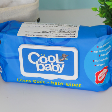 Wholesale Alcohol-free Wet Baby Wipes
