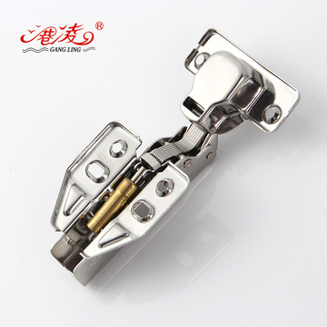 Stainless steel soft closing furniture hinges