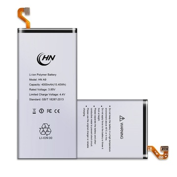 lithium ion polymer battery for Samsung A8
