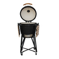 Charcoal Pizza Stove Smoker Ceramic Grill BBQ Kamado