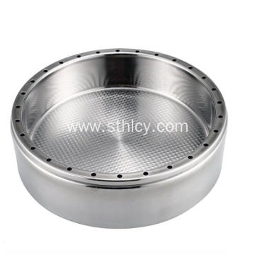 4 Layer Capsuled Bottom Stainless Steel Steamer Pot