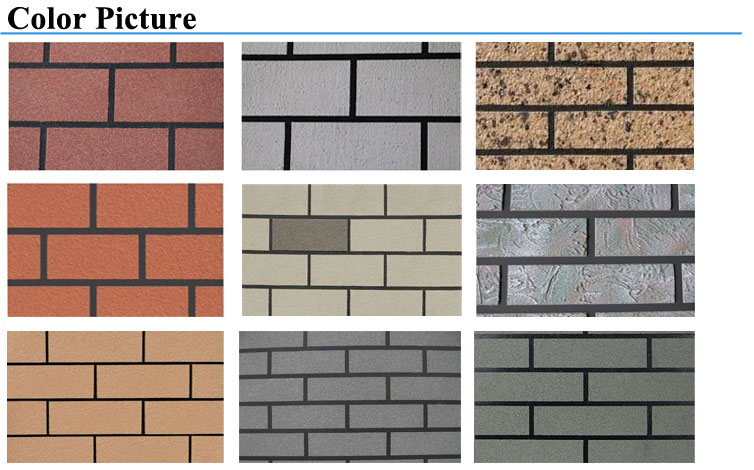 brick red textured masonry paint