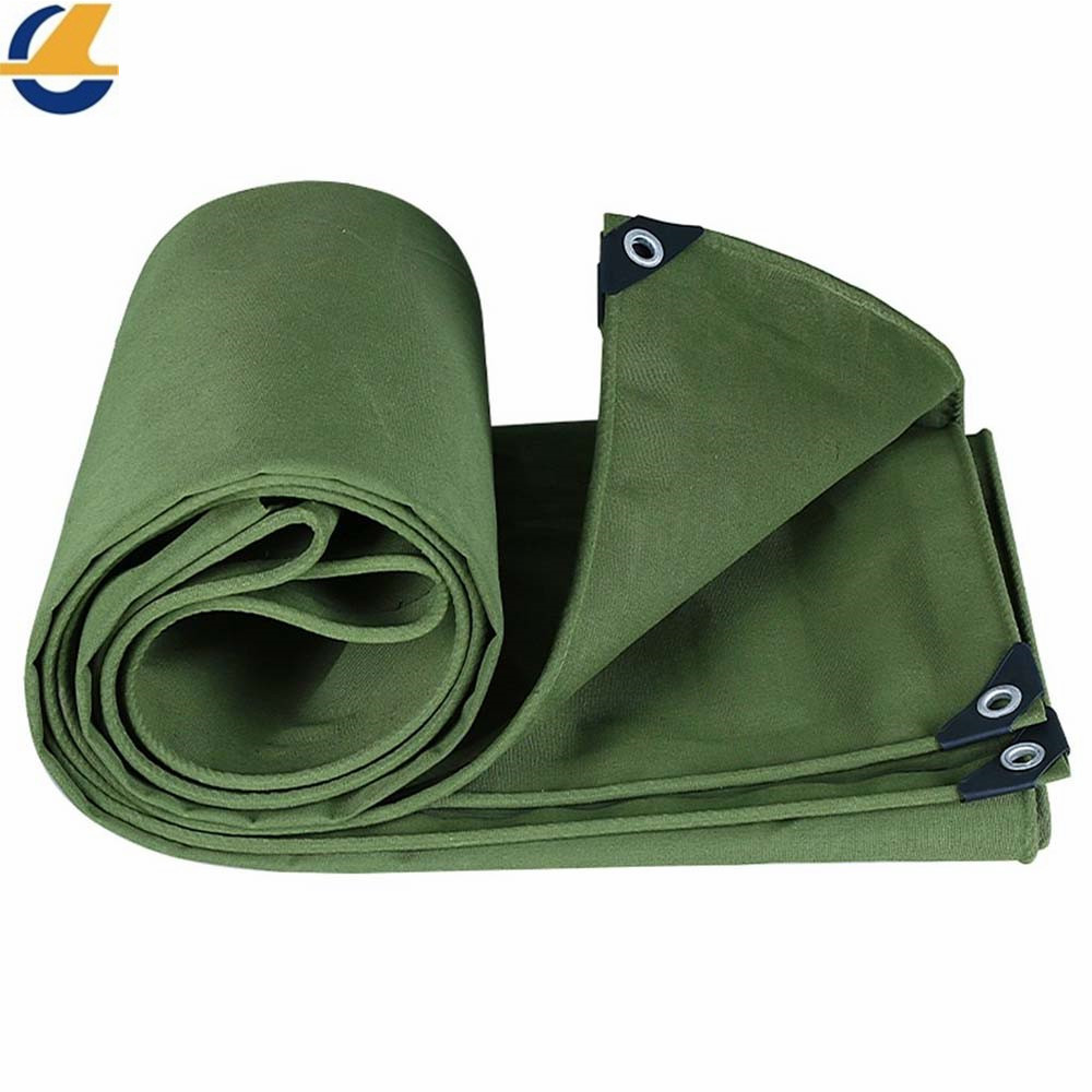 Polyester Canvas Tarps