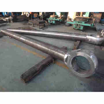 Forged S45c Hydraulic Cylinder Chrome Plated Piston Rod