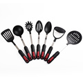 Nylon cooking tools kitchen utensils set
