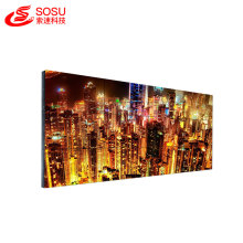 HD 2x2 samsung screen lcd advertising video wall