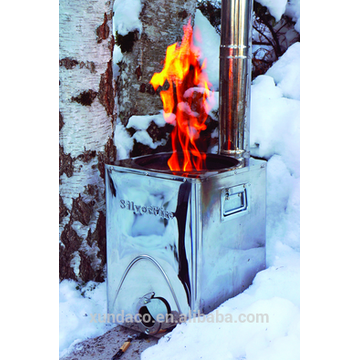 Fire Dragon Biomass Clean Firewood Rocket Stove