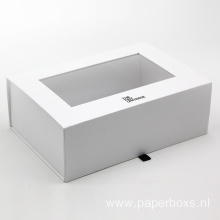 gift box with windows