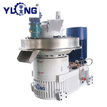 Yulong xgj560 large industrial wood pellet machine