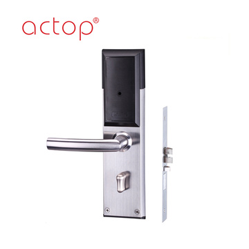 Shenzhen actop Manufacturer Smart hotel lock