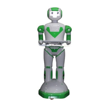Boy Waiter Robot With Lithium Battery