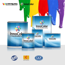 Automotive Refinish Paint InnColor Color Tools 2K Topcoat