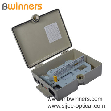 Splitter 48 Core Optical Distribution Fiber Box