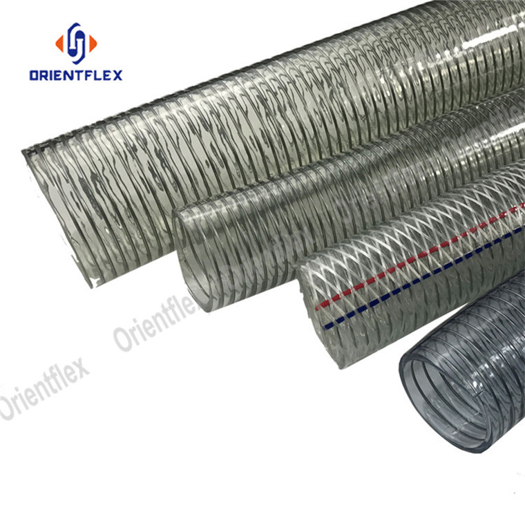 Pvc Steel Wire Hose 18