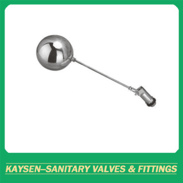 SS304/SS316L Sanitary ball float valve