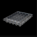 plastic blister thermoforming egg packaging tray