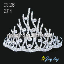 Wedding Jewelry Rhinestone Wholesale Pageant Tiaras