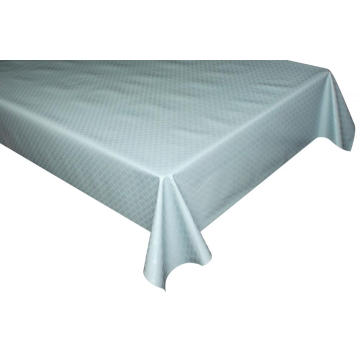 Solid Embossed Fabric Tablecloth Big Hero Table