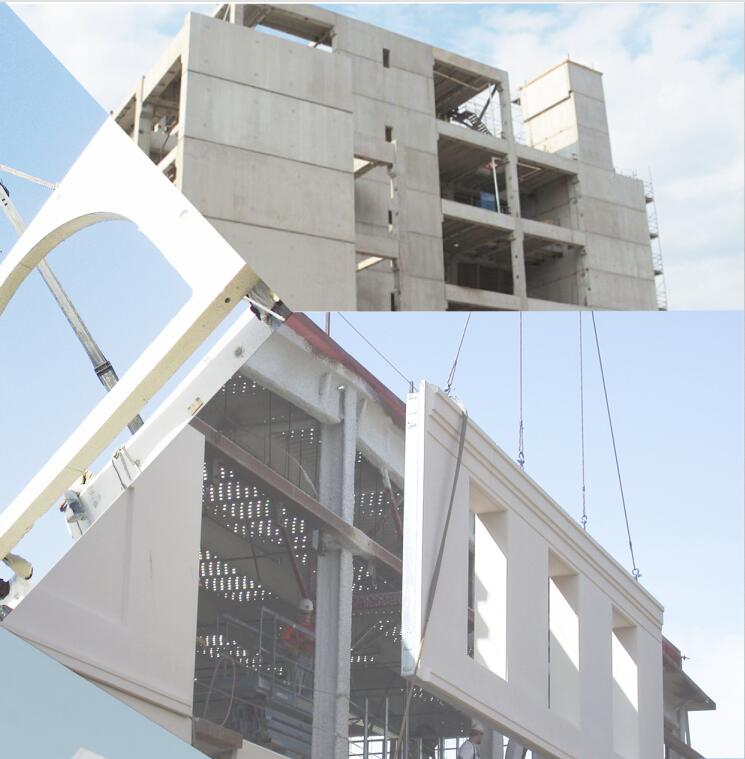 precast concrete magnets