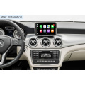 Decoder interfaccia Cartrend Wireless Carplay Box per Android Auto per schermo Mercedes NTG4.x NTG5.x OE