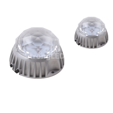 DC24V RGB DMX512 LED Dot Light SP7D