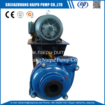 3/2 CAHR Rubber Slurry Pump with CV Drive