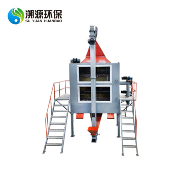 Automatic Electrostatic Separator Mixed Plastic Sorting Equipment