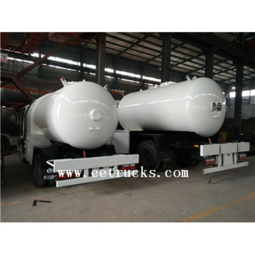 20000 Liters Dongfeng LPG Dispenser Trucks