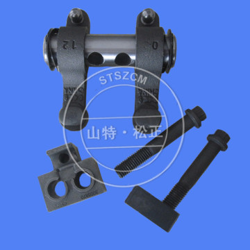 6154-41-5500 for pc400-7 excavator 6D125 engine rocker arm assy