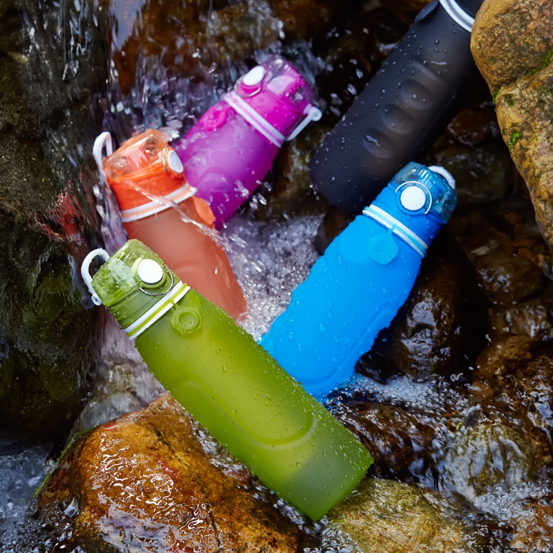 Outdoor Filter Water Drinking Bottles