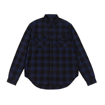 Autumn and Winter Style Men's Woven Shirts