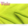 Single Jersey Solid Dye Polyester Spandex Knit Fabric