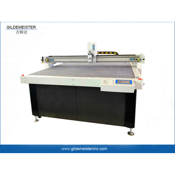 Clothing Textile Fabrics CNC Cutter Machine