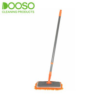 Wet Dry Dual Use Chenille Flat Mop DS-1285B