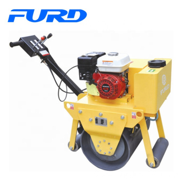 China Manufacturer (FYL-600) Single-wheel Manual Road Roller