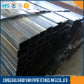 ASTM A53 GRB SCH40 black square steel pipe