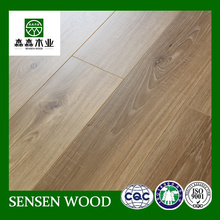 Waterproof 8mm white HDF laminate flooring