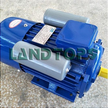 Single Phase 5 HP Electric Motor for Sale