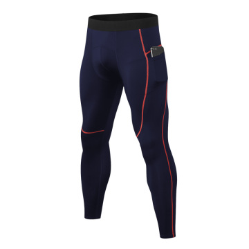 Men's Compression Workout Tights