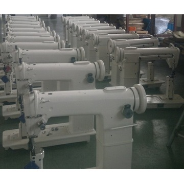 Double Needle Post Bed Heavy Duty Sewing Machine