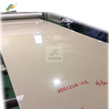 PEEK glass fiber filled reinforced  extrusion sheet