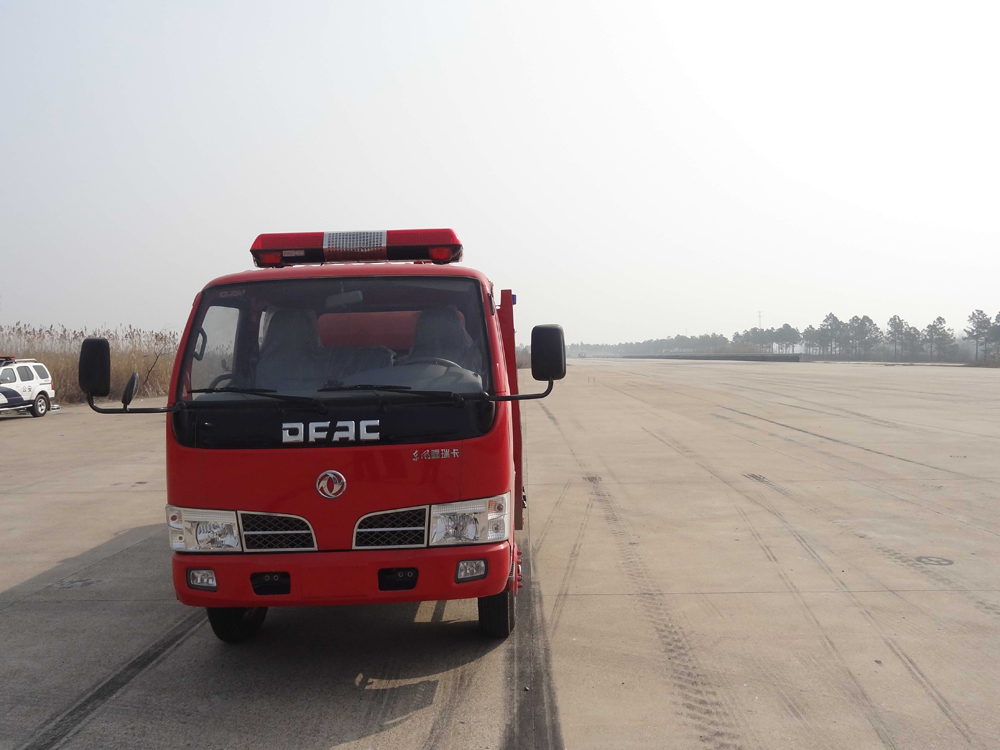 china new 3000l fire truck 3