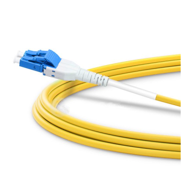 High Density SM LC-LC Unitboot Fiber Patch Cables