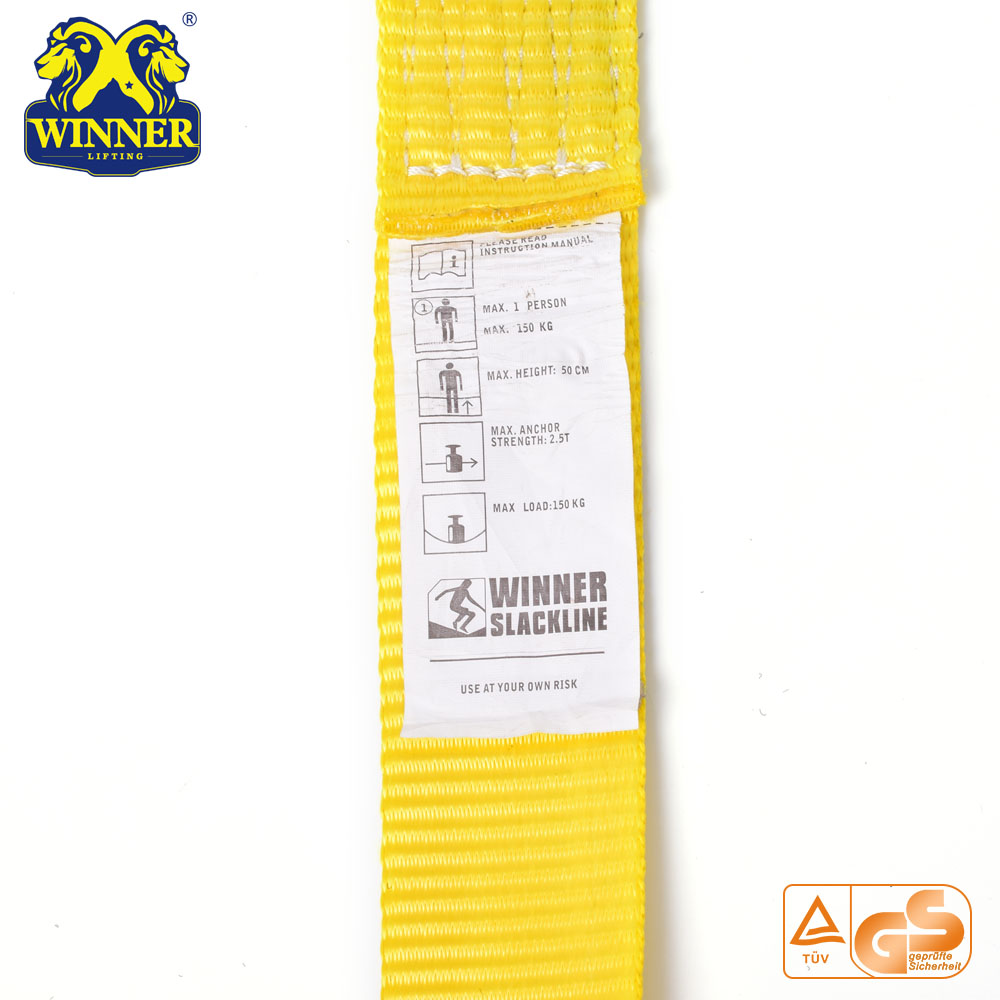 High Quality OEM Customized SlackLine