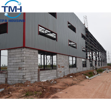 Custom Cheap Building Steel Structure Workshop Construction