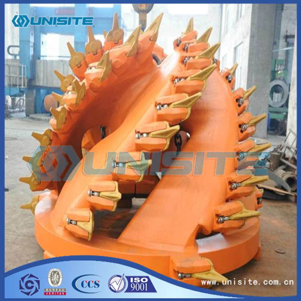 Cutter Dredge Head